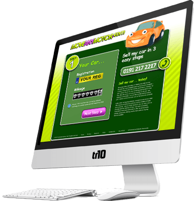 MoveAnyMotor website on a mac computer